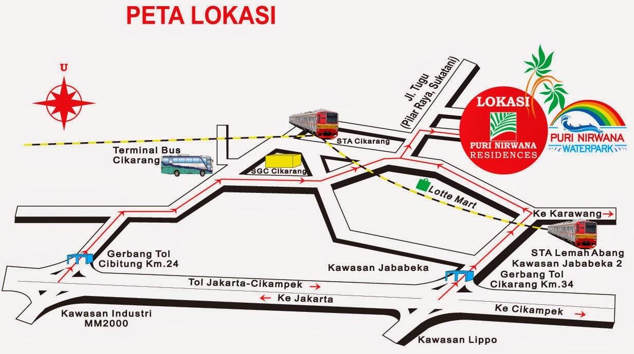 peta-lokasi-puri-nirwana-residences