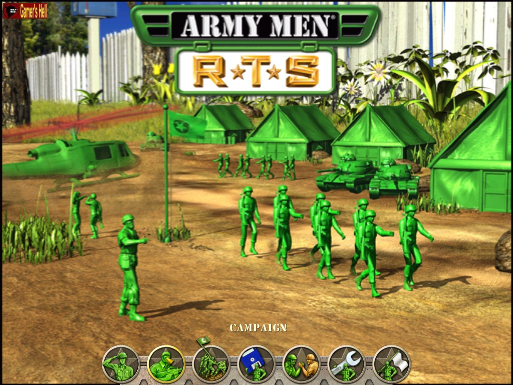 Army Man Game 69