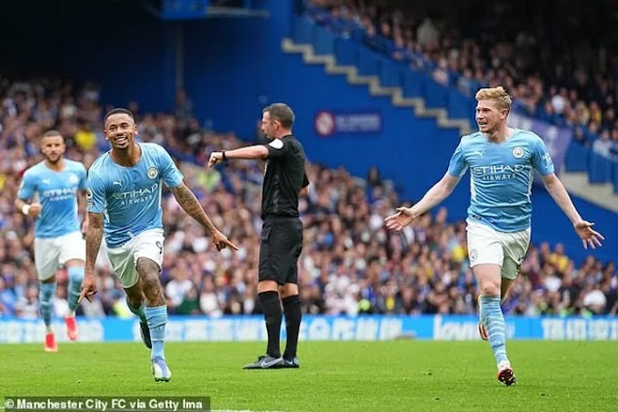 Manchester United Legend Ferdinand lauds City's display against Chelsea