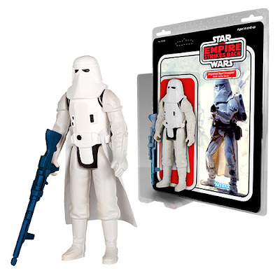 "Imperial Snowtrooper 12"" Jumbo Vintage Kenner Star Wars Action Figure by Gentle Giant"