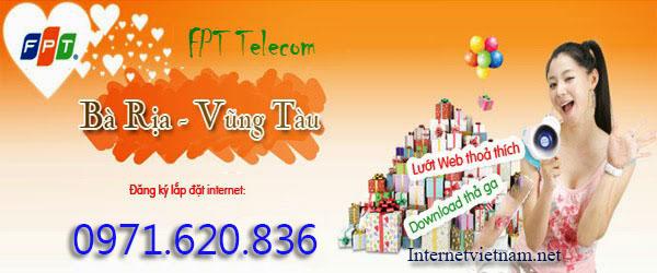 Lắp Mạng Internet FPT Xã Mỹ Xuân