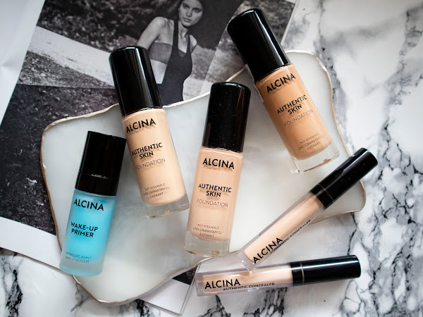 ALCINA Authentic Skin Foundation und Concealer