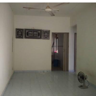 Beli Rumah Flat 3 Bilik Dengan Harga RM30,000