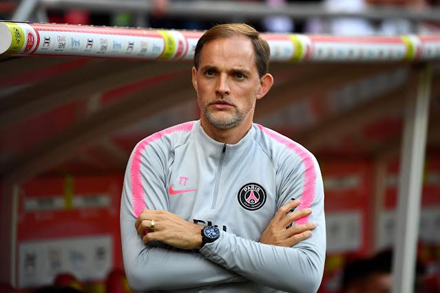 Thomas Tuchel sacked by PSG
