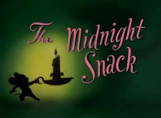 Tom and Jerry Cartoon | The Midnight Snack Episode | Video