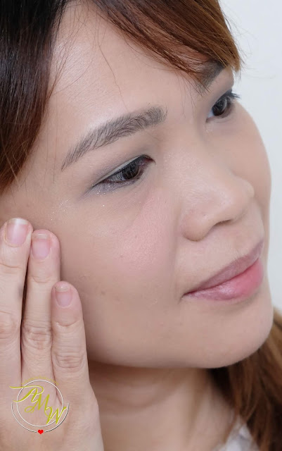 a photo of Kanebo Mono Blush review  by Nikki Tiu of www.askmewhats.com