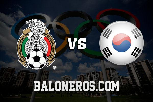 México vs Corea del Sur 2016