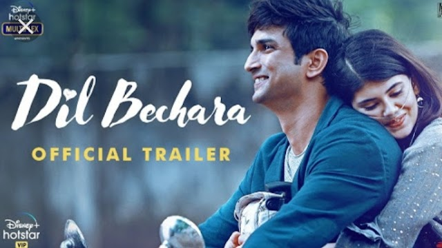 Sushant Singh Rajput's Dil Bechara breaks record and takes first place on IMDb's list of highest rated 9.1 Indian bollywood films