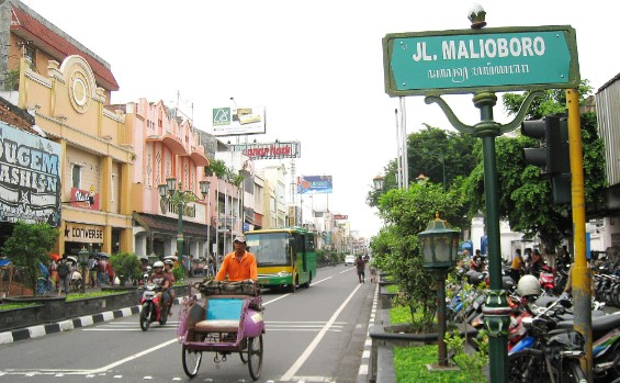Wisata Jogjakarta GPS Mobil Murah Terbaik Matahari Mall