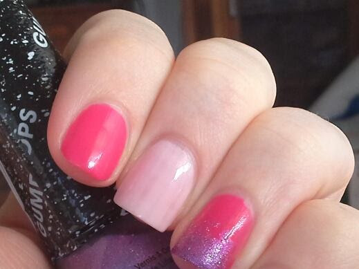 Nicole by OPI - Do Good... Feel Good, Playin' Hooky and I Lilac Gumdrops Swatches & Review