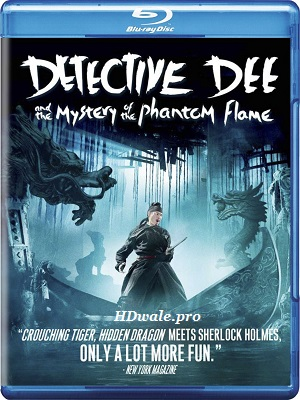 Detective Dee Mystery of the Phantom Flame (2010) BluRay