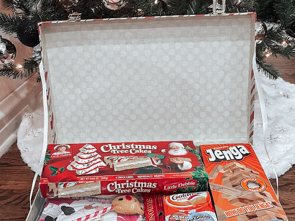 A New Family Tradition: Christmas Eve Box