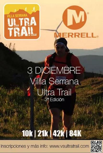 Ultra trail Villa serrana (Lavalleja, 84k - 42k - 21k - 10k, 03/dic/2016)