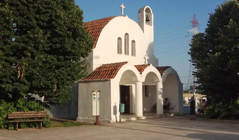 Πανήγυρις Ιερού Παρεκκλησίου Αγίων Αποστόλων Β΄ Κοιμητηρίου Αλεξανδρούπολης