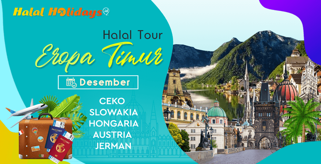 Paket Tour Eropa Timur Murah Bulan Desember 2020
