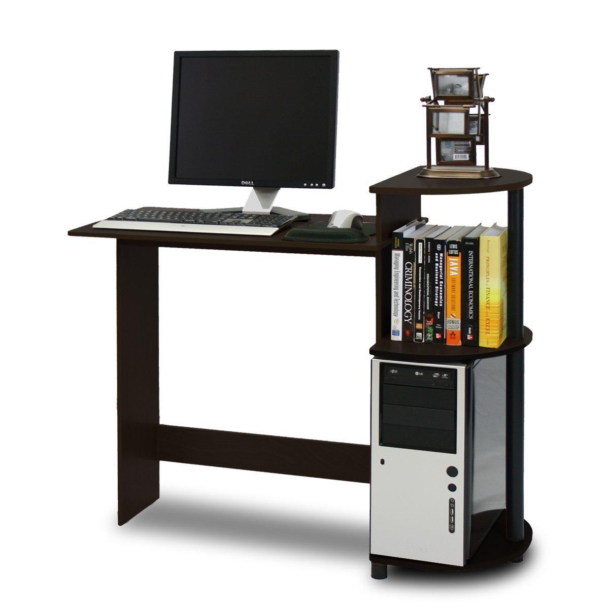 Black Desk: Small Black Desk