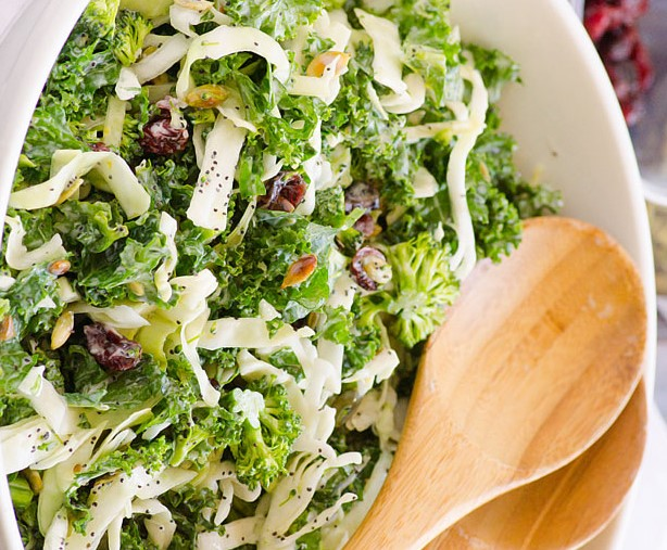 Sweet Kale Salad