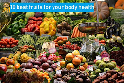 10 best fruits for your health
