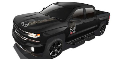 A Silverado Realtree Edition Package Will Be Available This Spring