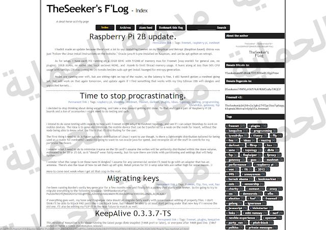 The Seeker's F'log - مدونة الحماية