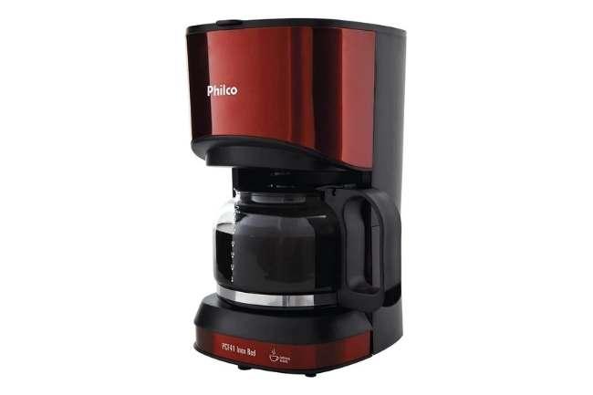 Cafeteira PCF41 30 xicaras Vermelho Philco