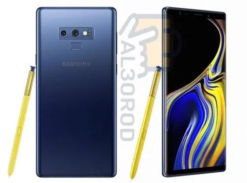 أحدث هاتف سامسونج Samsung Galaxy Note9  سعره ومواصفاتة