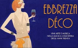 Ebbrezza Deco' a Villa Necchi 13 giugno Milano 2016