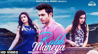 Rabb Maneya Lyrics | Raashi Sood | Danish J Singh