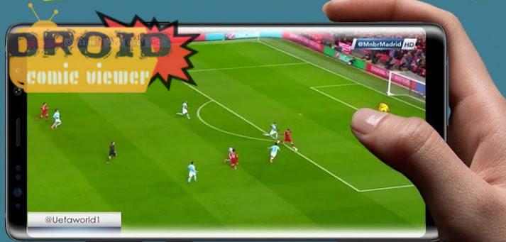 تطبيق مشاهدة المباريات الرياضية وتصفيات كأس العالم 2021