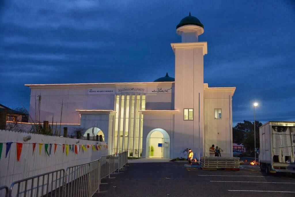 Masjid New Zealand Pinterest: Ahmadiyya Mosques.com: Baitul Muqeet