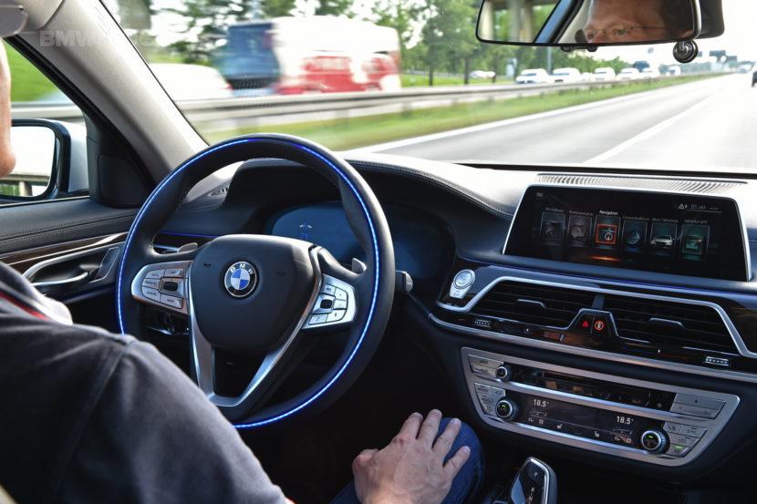 Voiture du futur: bmw dévoile sa roadmap pour la voiture autonome