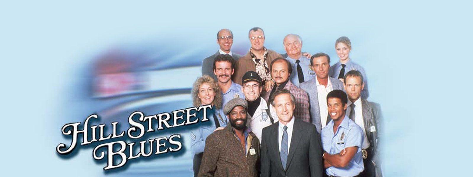 Falando em Série: CHUMBO GROSSO (Hill Street Blues) -1981