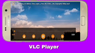 VLC video player for android 2019