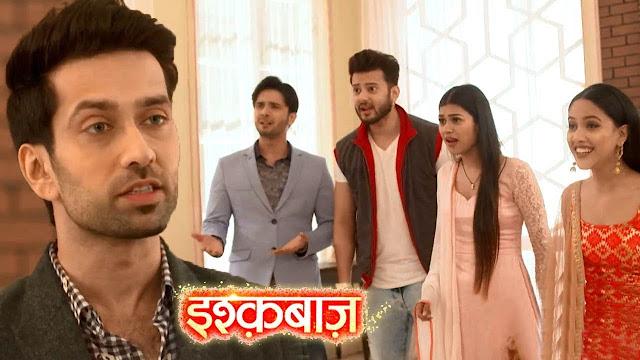 Spoiler: Varun's plan flops, Shivaansh and Sonia's mehendi ceremony in Ishqbaaz