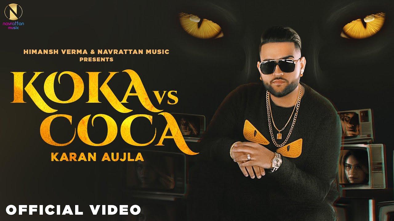 Koka Vs Coca Lyrics Karan Aujla