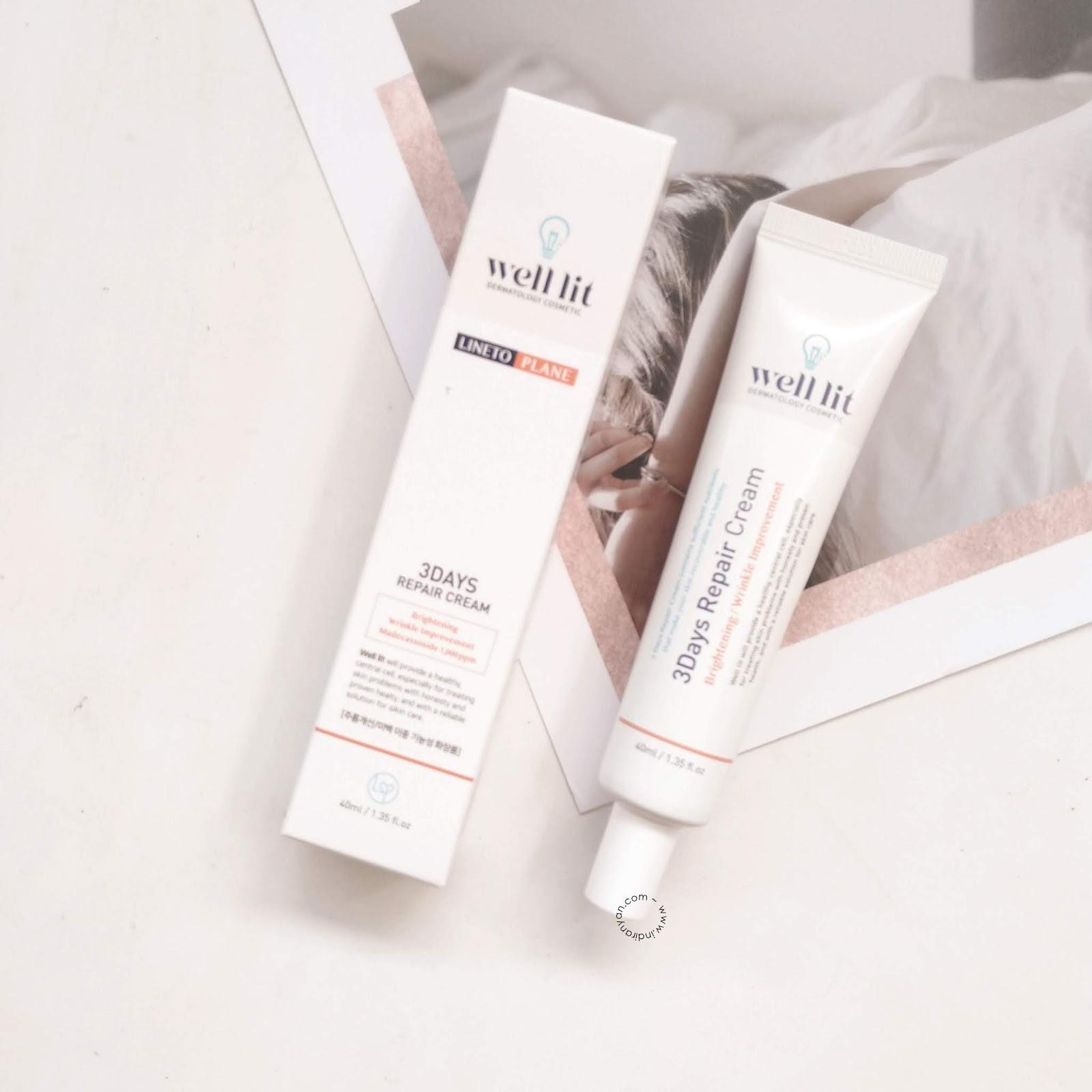 well-lit-3-days-repair-cream
