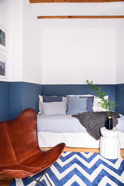 Дизайнерские проекты. Скандинавский интерьер в испанской квартире