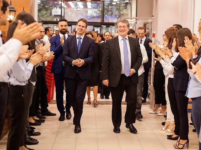 Carrefour francés abre segundo supermercado en Ereván
