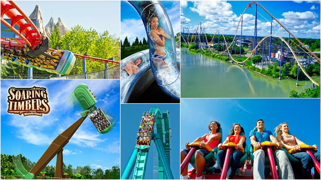 Canada's Wonderland park - Park Hours