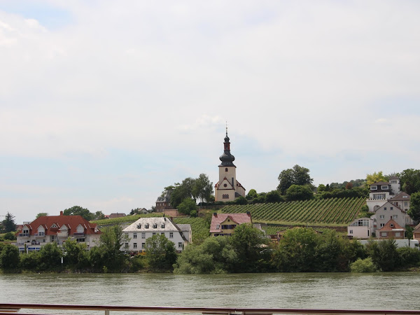 Afternoon on the Rhine River