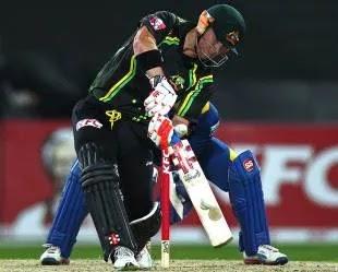 David Warner 90* - Australia vs Sri Lanka 1st T20I 2013 Highlights