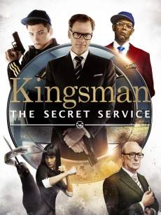 Kingsman The Secret Service 2014 Hindi Dual Audio