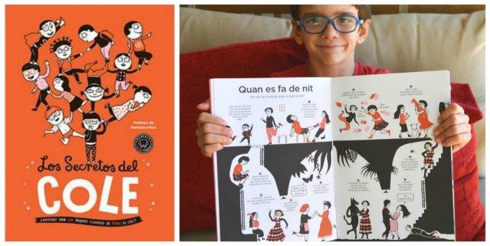 cuento infantil y juvenil los secretos del cole