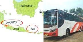 Sewa Bus Pariwisata Jakarta Bali, Sewa Bus Pariwisata Ke Bali