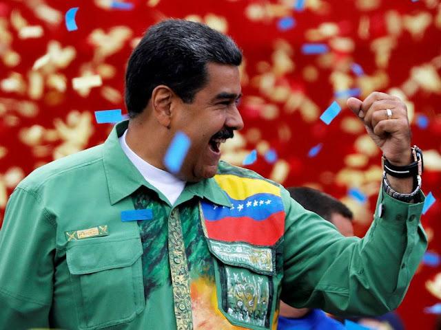 Nicolás Maduro vence as eleições presidenciais na Venezuela