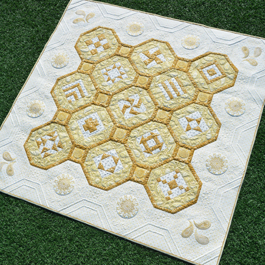 BERNINA 125th Anniversary Quilt-Along