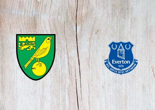 Norwich City vs Everton -Highlights 24 June 2020