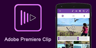 App Adobe premiere clip