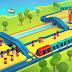 لعبة Train Taxi مهكرة للاندرويد (تحديث)