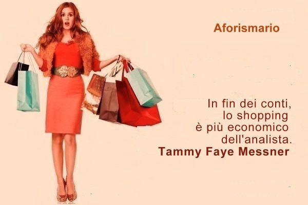 Aforismario Aforismi Frasi E Citazioni Sullo Shopping